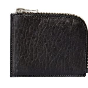 Balmain zip around wallet